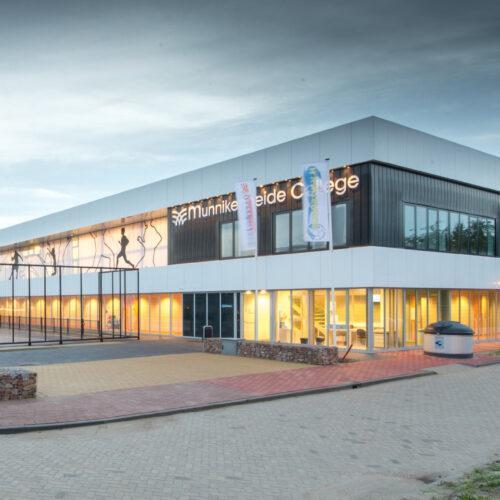 Sporthal Munnikenheide College