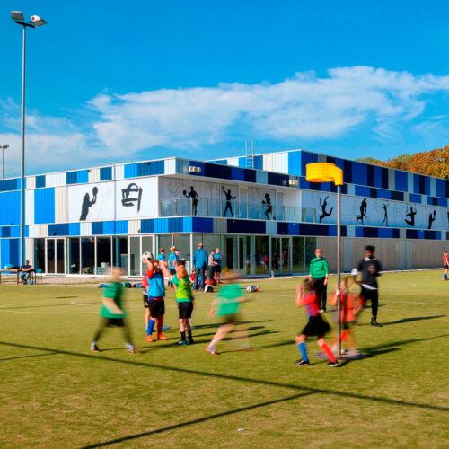 Sporthal Loevenhoutseweg