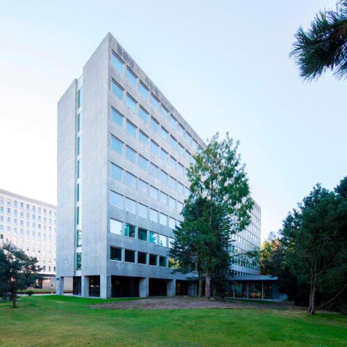 Renovatie Simon Universiteit