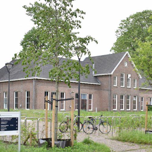 Renovatie gebouw B Tapijn